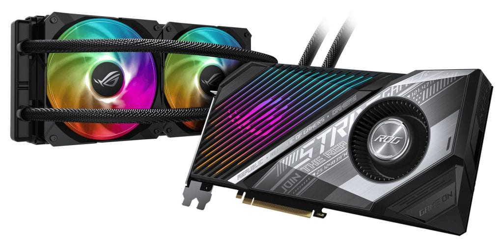 ASUS annuncia le ROG Strix e TUF Gaming AMD Radeon RX 6800