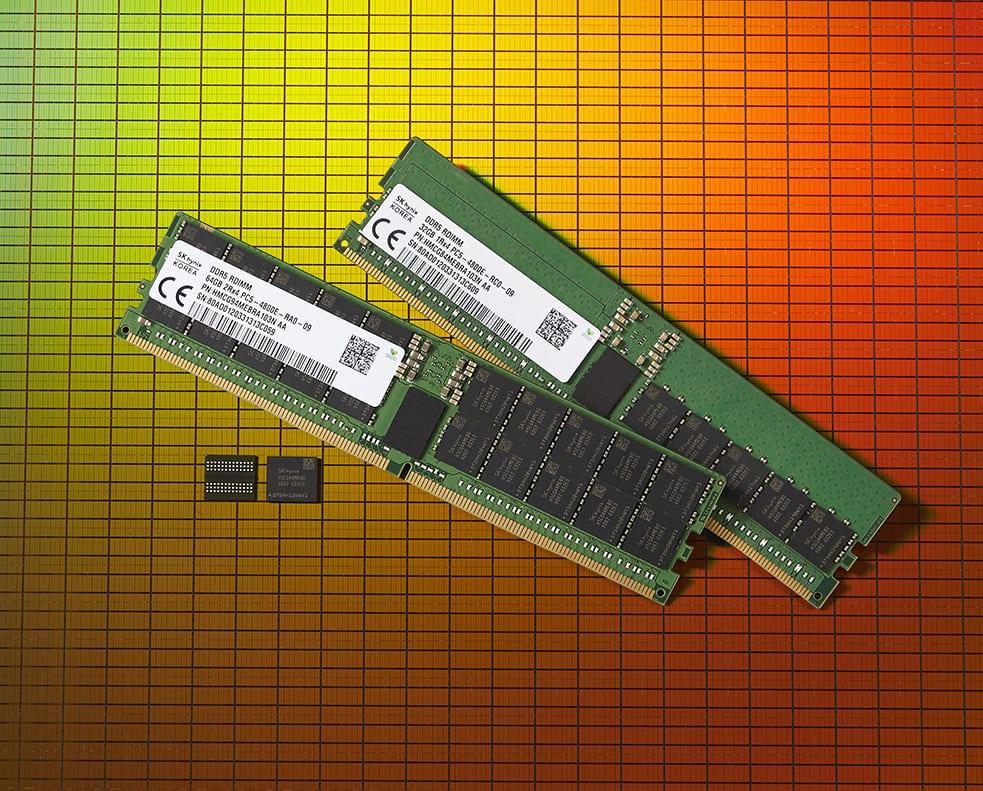 SK hynix lancia le prime RAM DDR5 al mondo