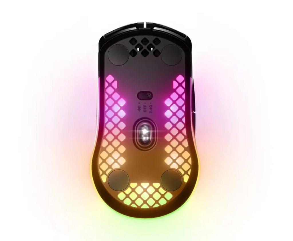 SteelSeries Aerox 3 e Aerox 3 Wireless – Nuovi mouse Ultraleggeri