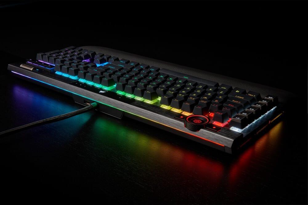 CORSAIR K100 RGB – La nuova tastiera top di gamma