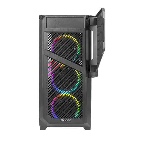 Antec DP502 FLUX: il nuovo case che punta su aerazione e LED RGB