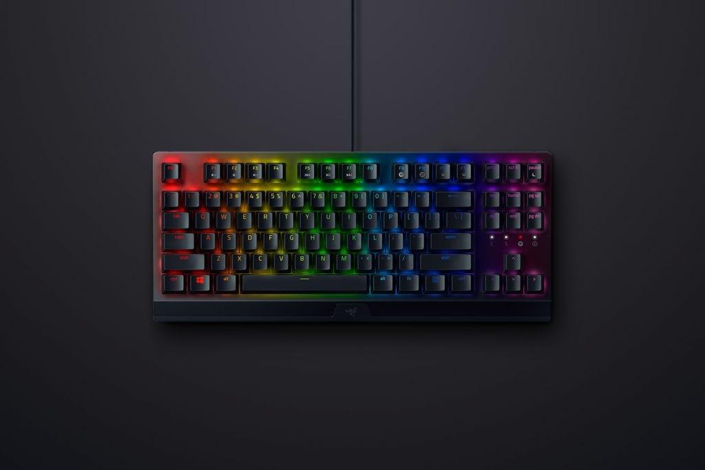 Razer BlackWidow V3 – L'ultimissima tastiera meccanica