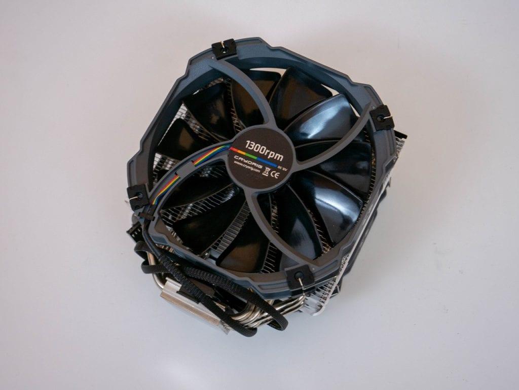 CRYORIG R5 Recensione – Dissipatore CPU di fascia alta con montaggio immediato