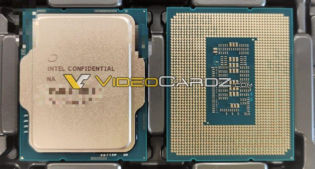 Intel Rocket Lake e Alder Lake – Le nuove CPU in foto