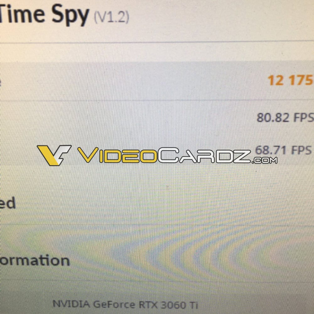 GeForce RTX 3060 Ti – Benchmark in 3DMark Fire Strike e Time Spy