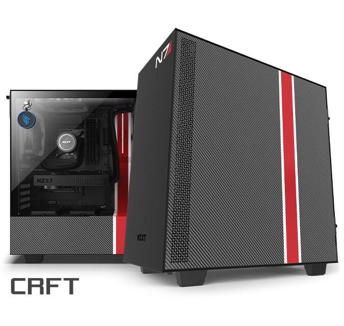 NZXT CRFT 07 H510i Mass Effect – Il nuovo case in edizione limitata