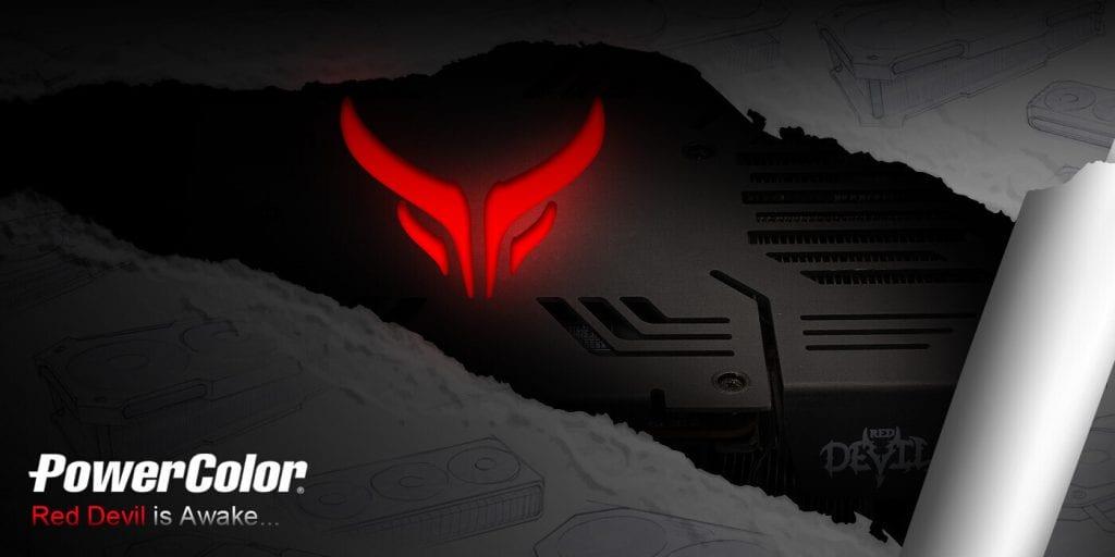 PowerColor mostra la Radeon RX 6800 XT Red Devil
