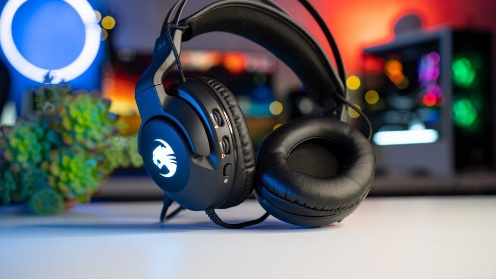 Roccat Elo 7.1 Gaming Headset  – Recensione