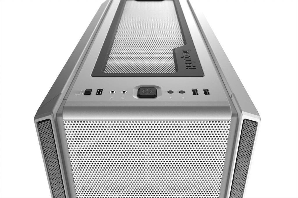 be quiet! annuncia i case Silent Base 802