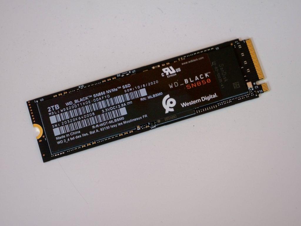 WD_BLACK SN850 NVMe Recensione – L'SSD PCIe 4.0 Next Gen