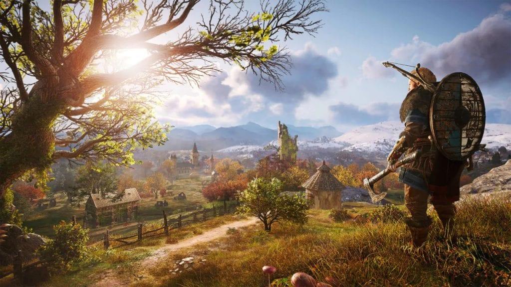 Assassin's Creed Valhalla ha già il doppio di giocatori attivi che Odyssey