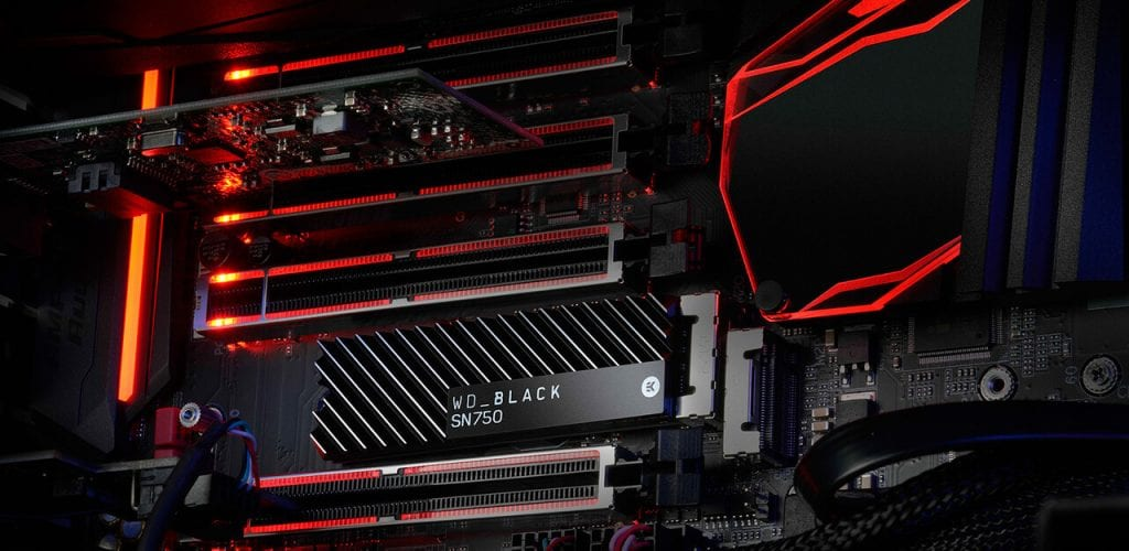 WD Black SN750 2TB SSD NVME – Recensione