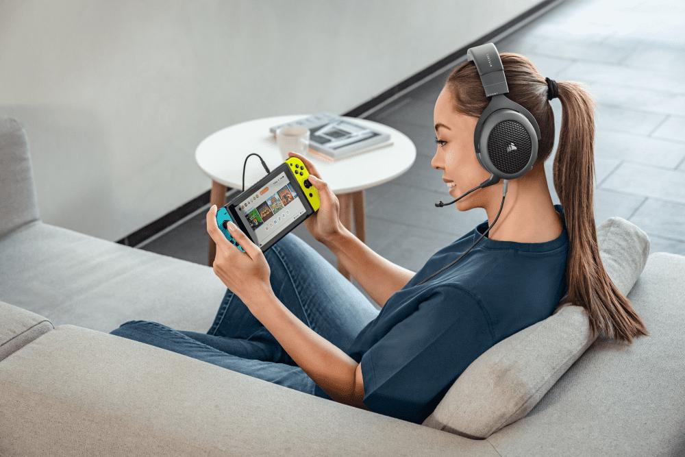 CORSAIR presenta l'headset HS70 BLUETOOTH