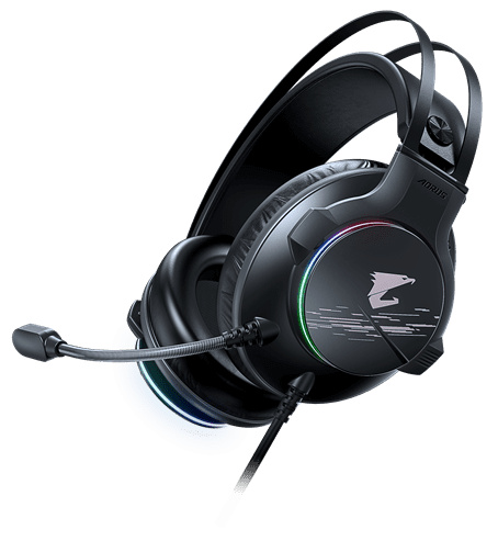 GIGABYTE lancia le nuove cuffie gaming AORUS H1