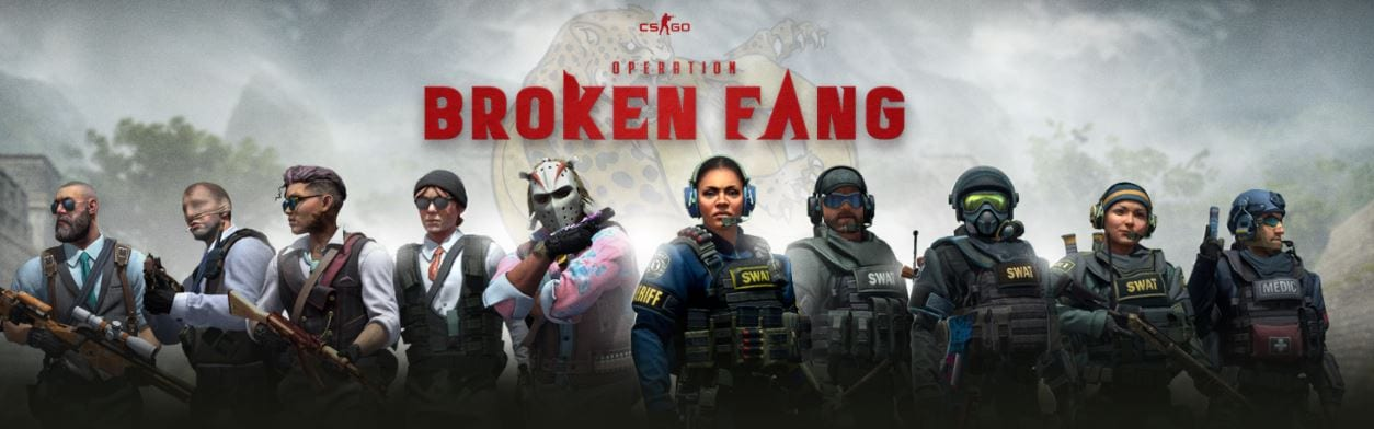 CS:GO Operation Broken Fang disponibile ora   PC-Gaming.it