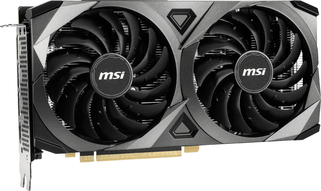 MSI presenta le GeForce RTX 3060 Ti  GAMING TRIO e Ventus